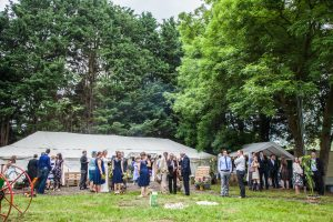 Glamping wedding party event yurt marquee